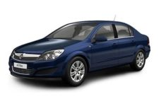 Opel Astra H l