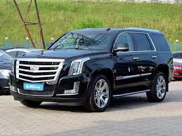Cadillac Escalade IV