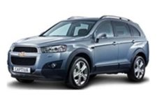 Chevrolet Captiva I facelift