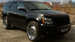 Chevrolet Tahoe GMT900