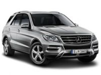 Mercedes-Benz ML-klass W166